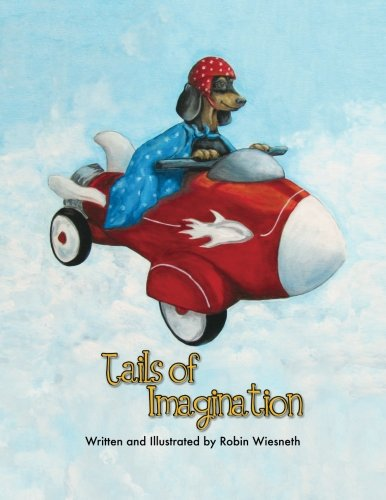 Tails of Imagination - Hardcover Picture Book