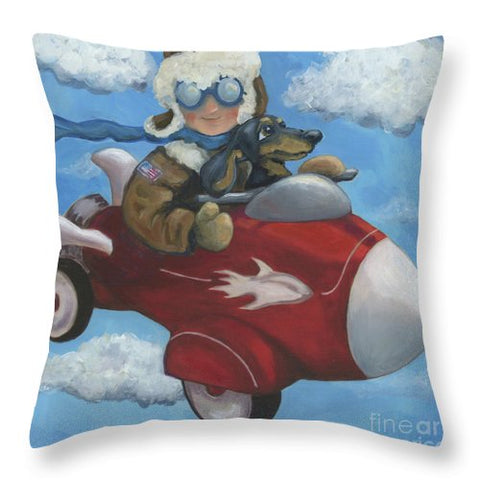 Elvis 2018 - Throw Pillow