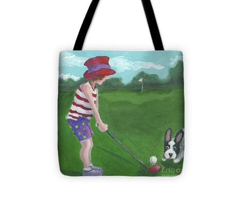 Hole In One - Tote Bag