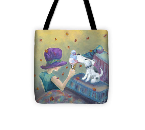 Ice Cream Party - Tote Bag