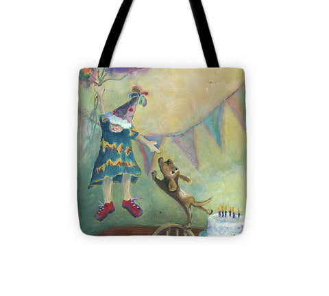I'll Fly Away - Tote Bag