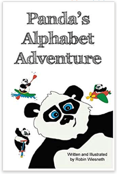 Panda Book Front Cover