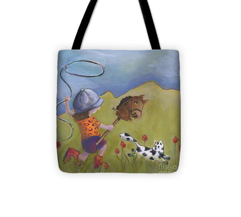 Rodeo Girl - Tote Bag