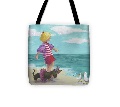 Seaside 2 - Tote Bag