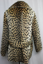 Load image into Gallery viewer, Vintage Leopard Print Jacket
