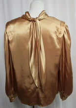 Load image into Gallery viewer, Golden Girl Holiday Blouse