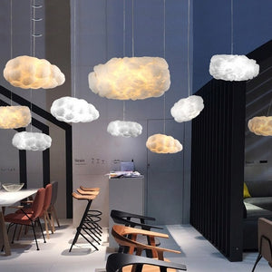 Floating Lamp Cloud