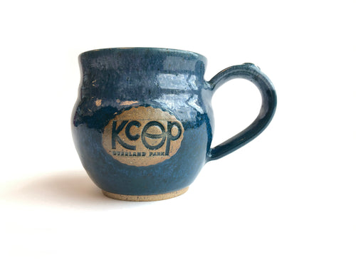KC|OP Locally Made Pottery Mug