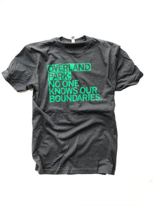 No One Knows Our Boundaries Unisex T-Shirt