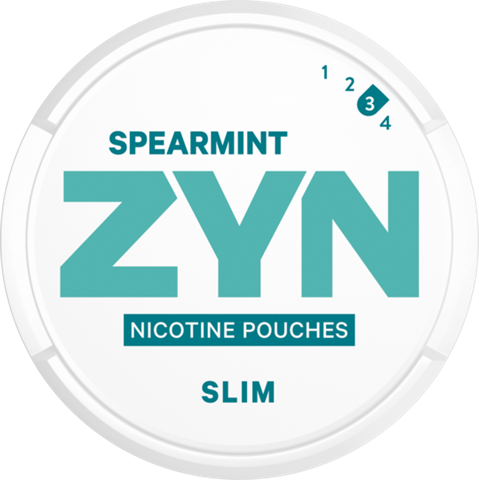 ZYN Spearmint Slim