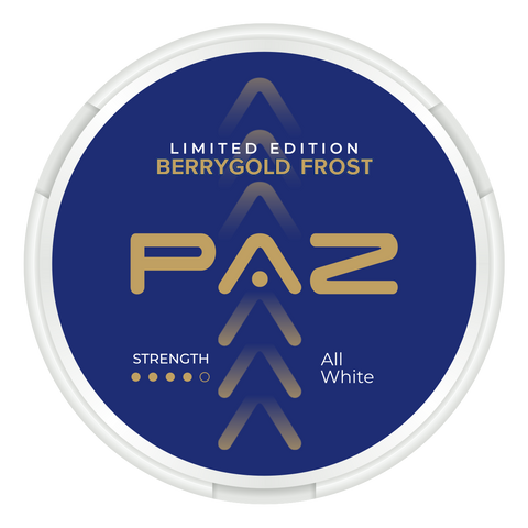 PAZ Berry Gold Frost