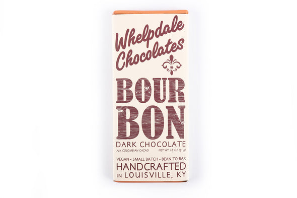 Whelpdale Bourbon Dark Chocolate