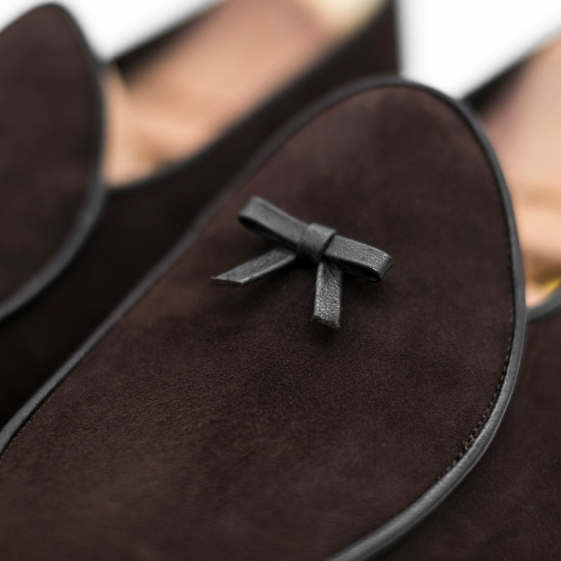 Dark Brown - Parma loafer