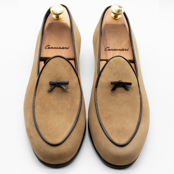 Camel - Slipper Parma