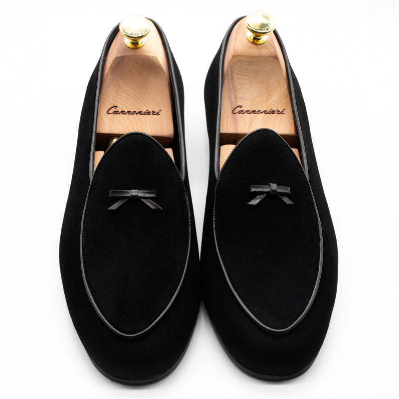 Black - Parma slipper
