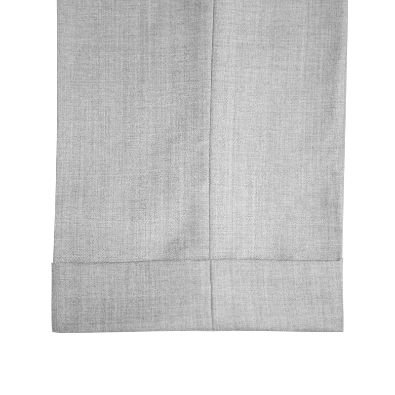 Light Grey - Chelsea Pleated