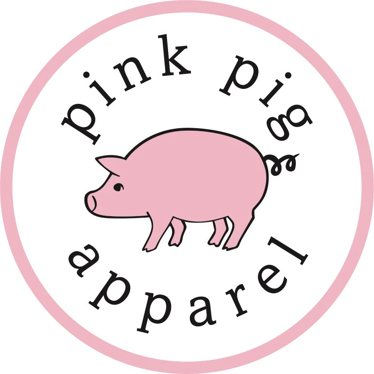 "3"" Decal - Pink Pig Logo"