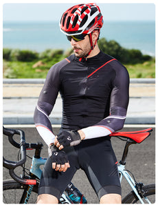 Unisex Cycling & Workout Armwarmers 4 Pieces