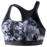 Women Sports Bras Black A