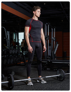 Men's Workout Pants Grey