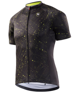 Men's Cycling Bike Jersey Matrix