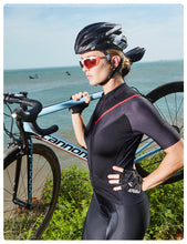 Load image into Gallery viewer, Women's Cycling Bike Jersey Pro