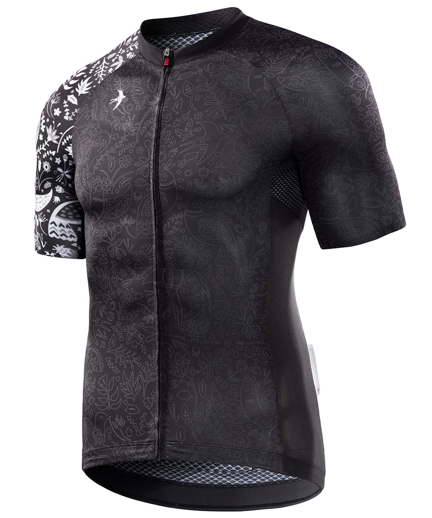 Men's Cycling Bike Jersey Swallow