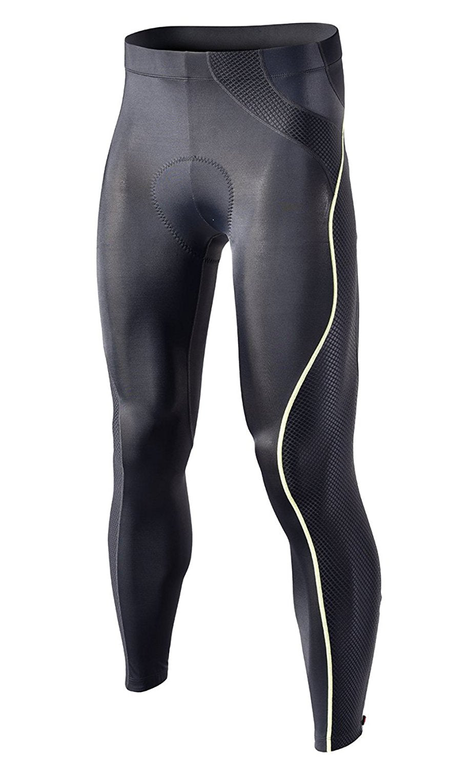 STEED-GA Men Padded Tights