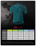 Men's Cycling Bike Jersey Iron