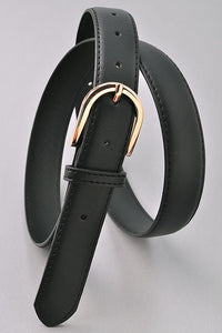 The Basics Belt