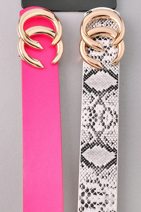 Glam Girl Belt Bundle