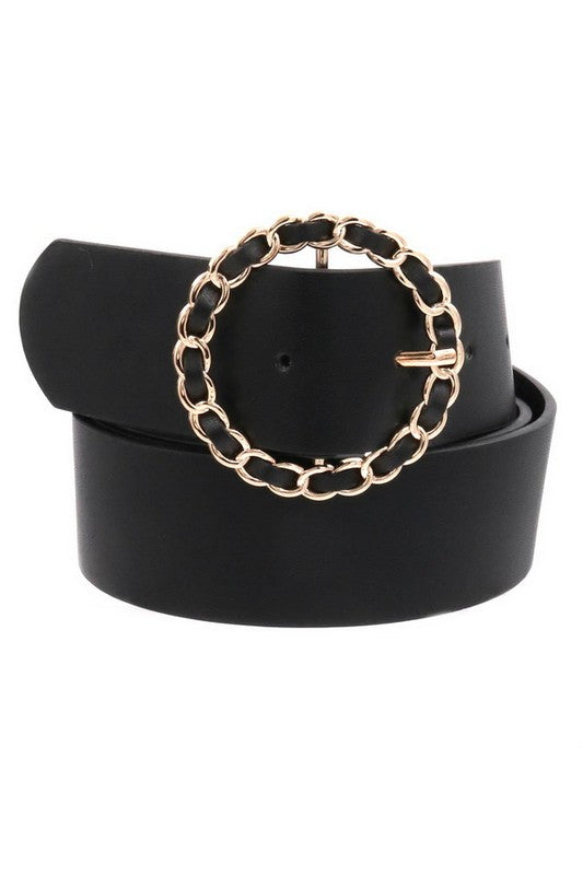 Twist Chain Belt