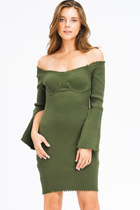 Caroline Sweater Dress