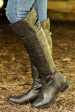 Wild Horses Riding Boots