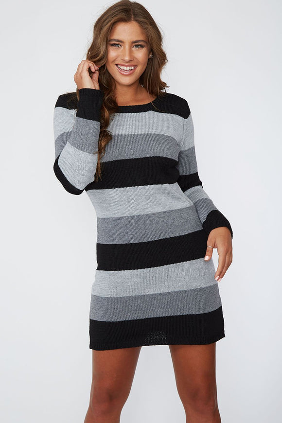 Jeanne Sweater Dress