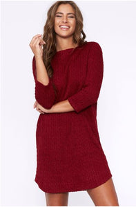 Reina Sweater Dress