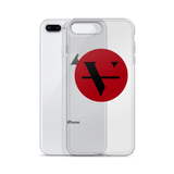 Scarlet V iPhone Case
