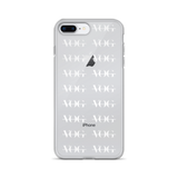 Multiply iPhone Case - White