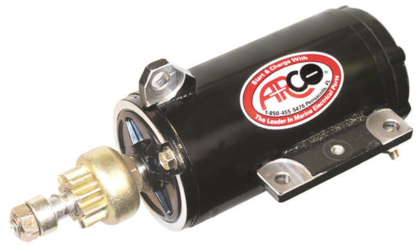 ARCO NEW Original Equipment Quality Replacement Outboard Starter - 5386