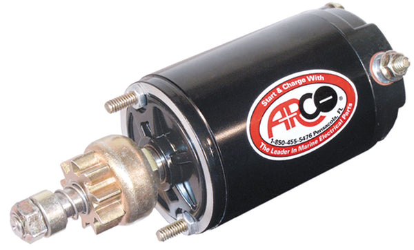 ARCO NEW Original Equipment Quality Replacement Outboard Starter - 5390