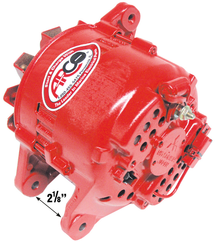 ARCO Original Equipment Quality Replacement Alternator - 86050