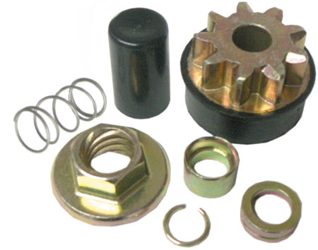 ARCO Original Equipment Quality Replacement Outboard Starter 2 Piece Drive Kit - DVK70