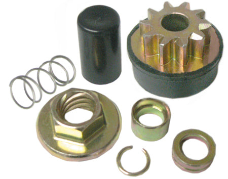 ARCO Original Equipment Quality Replacement Outboard Starter 2 Piece Drive Kit - DVK86
