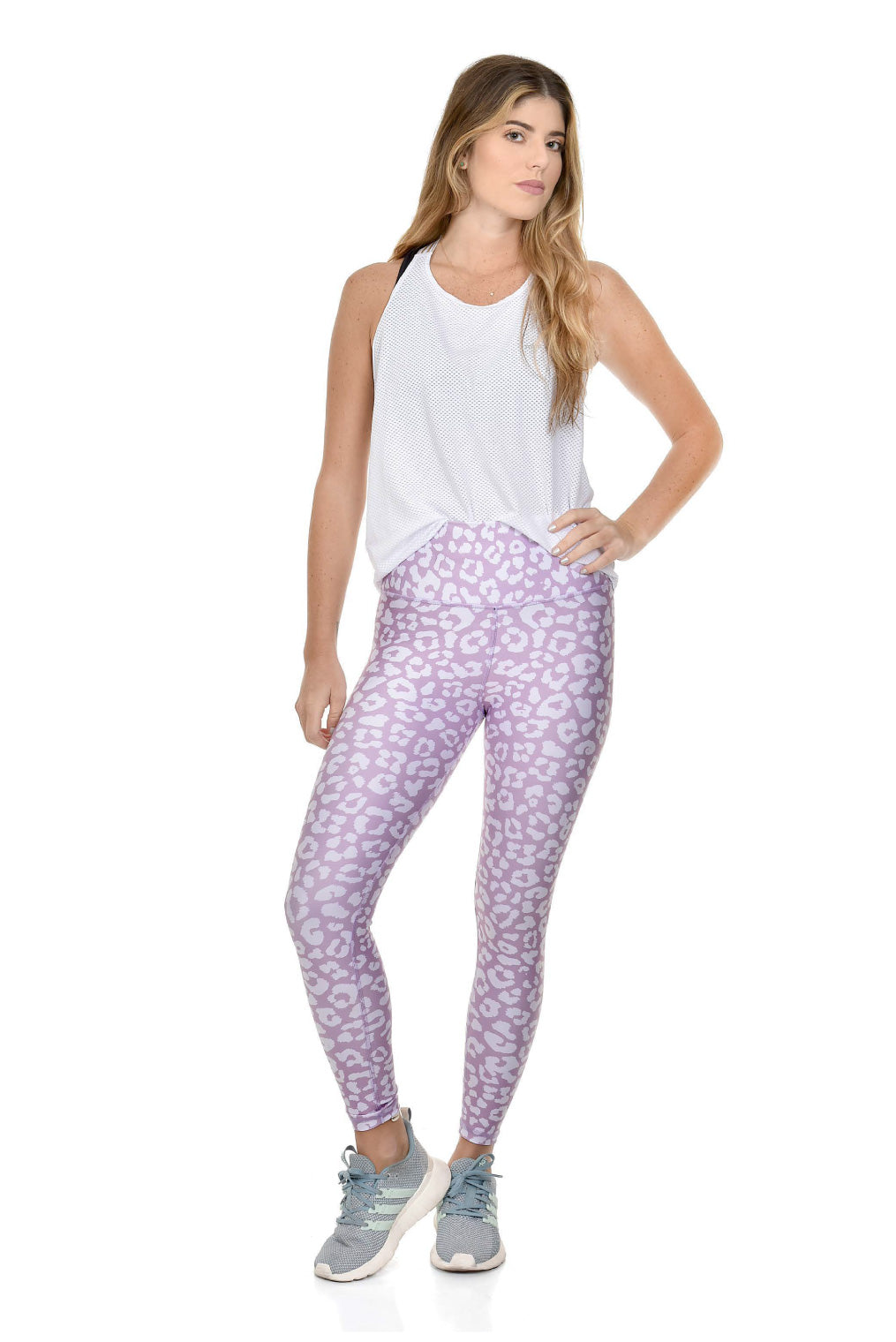 LILY TIGER HIGH WAISTED LEGGING