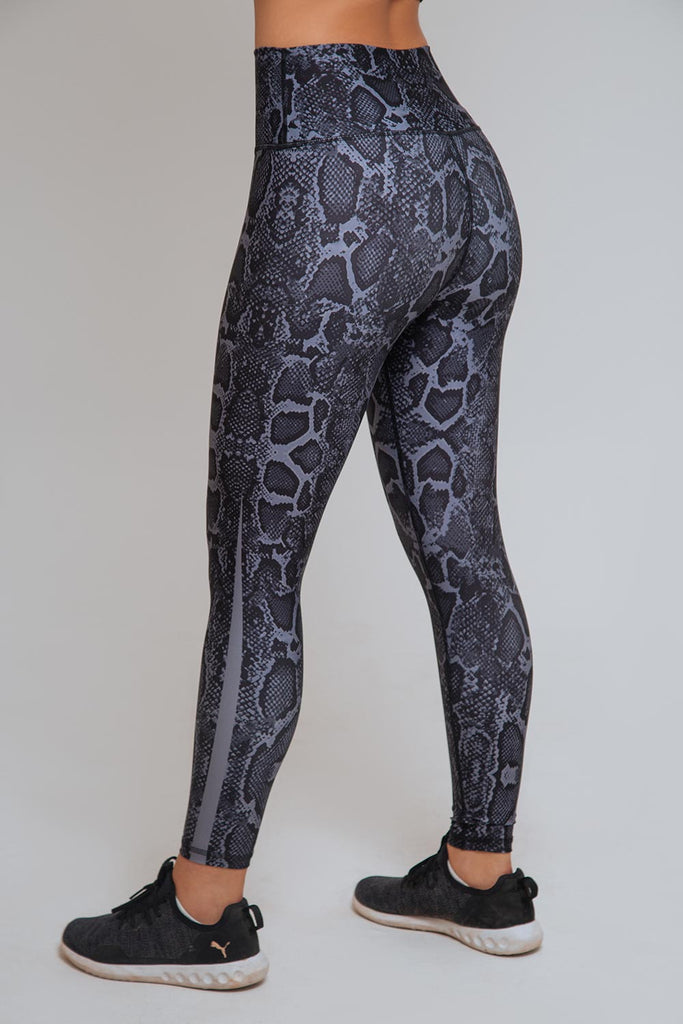 HIGH RISE REPTILE LEGGING