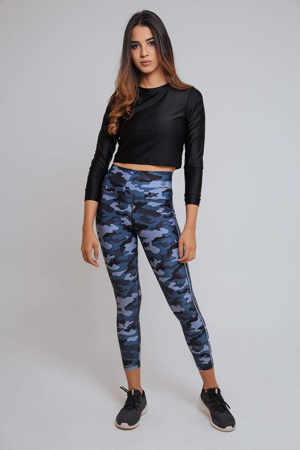 HIGH RISE COMBAT CAMO LEGGING