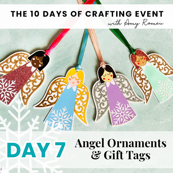 Unlimited Commercial License for 10 Days of Crafting Event and MakerFest Templates