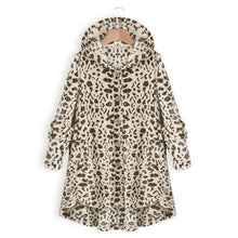 Load image into Gallery viewer, SPECIAL! Autumn/Winter Women's European  Button Plush Cape Coat