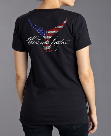 Women's Wicked Boston Shirt