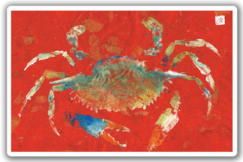 Blue Crab Placemat